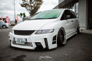 Honda Odyssey RB1-RB2 by Aimgain 2014 года