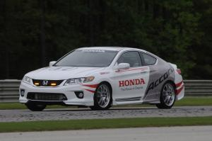 Honda Accord Indycar Safety Car 2015 года