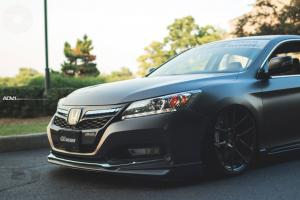 Honda Accord by Excelerate Performance on ADV.1 Wheels (ADV5.0MV2) 2015 года
