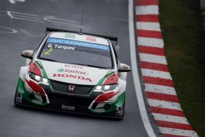 Honda Civic WTCC 2015 года