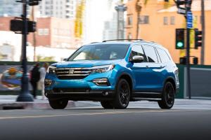 Honda Pilot Accessory Package