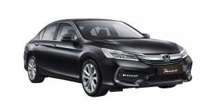 Honda Accord 2016 года (TH)