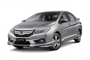 Honda City Limited Edition 2016 года