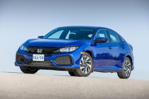 Honda Civic Hatchback 2016 года (NA)