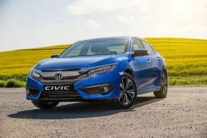Honda Civic Sedan 2016 года