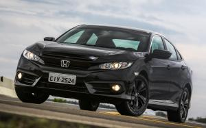 Honda Civic Sport Sedan (FC) (LA) '2016 - 19