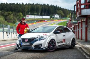 2016 Honda Civic Type R European Race Circuits Challenge