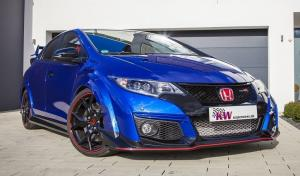 Honda Civic Type R by KW 2016 года