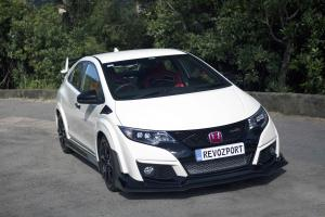 2016 Honda Civic Type R by RevoZport