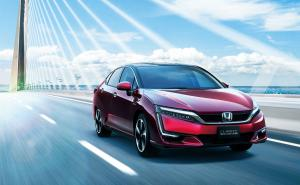Honda Clarity Fuel Cell 2016 года