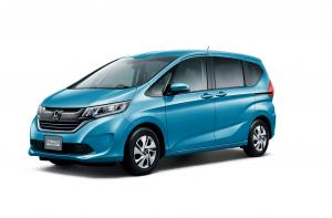 Honda Freed Hybrid '2016