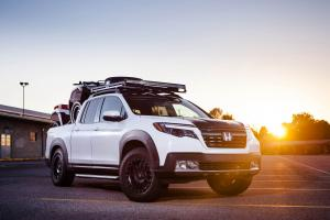 Honda Ridgeline by Fox Marketing '2016