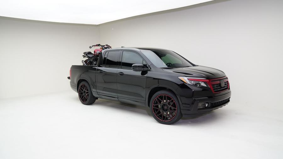 Honda Ridgeline by MAD Industries