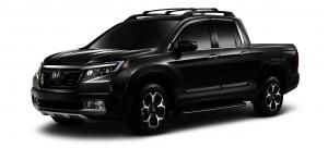 Honda Ridgeline with Honda Genuine Accessories '2016