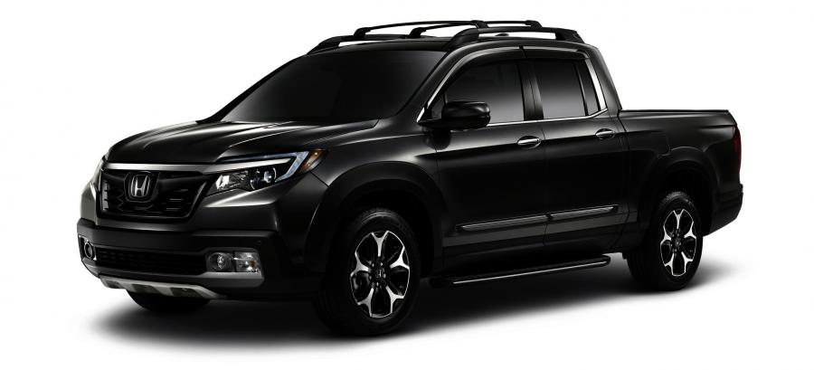 Honda Ridgeline with Honda Genuine Accessories
