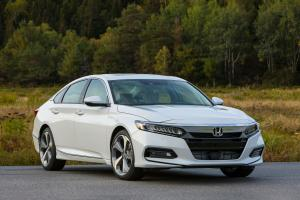 2017 Honda Accord Touring 1.5T
