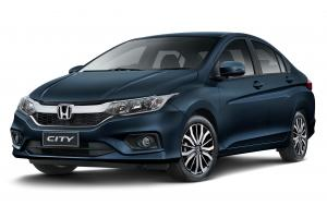 Honda City VTi-L 2017 года (AU)