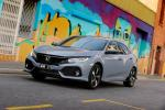 Honda Civic RS Hatchback 2017 года (AU)