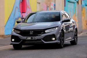 2017 Honda Civic RS Hatchback