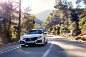 Honda Civic Sport Hatchback 2017 года (WW)