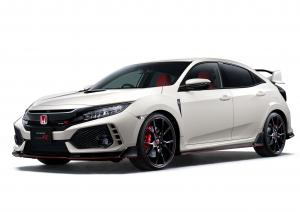 Honda Civic Type R 2017 года