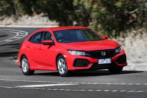 2017 Honda Civic VTi Hatchback