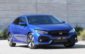 Honda Civic VTi-LX Hatchback 2017 года