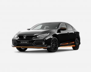 2017 Honda Civic VTi-LX Hatchback Orange Pack