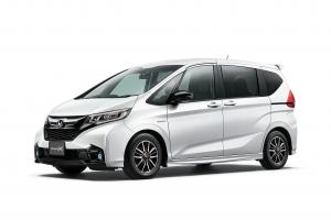 Honda Freed Hybrid Modulo X '2017