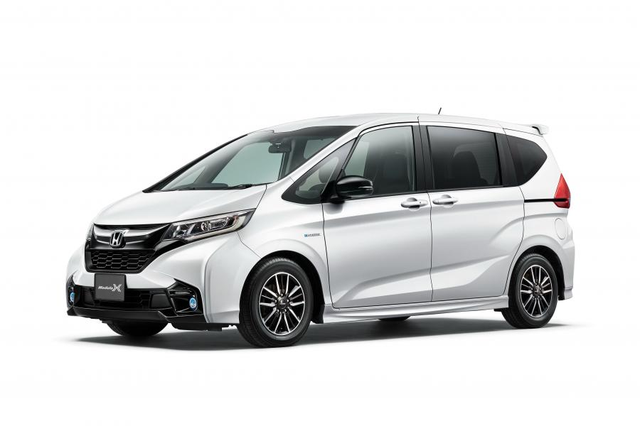 Honda Freed Hybrid Modulo X