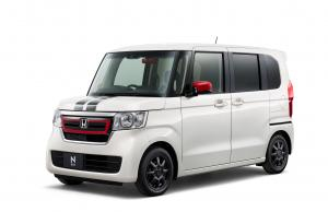 Honda N Box by Modulo 2017 года