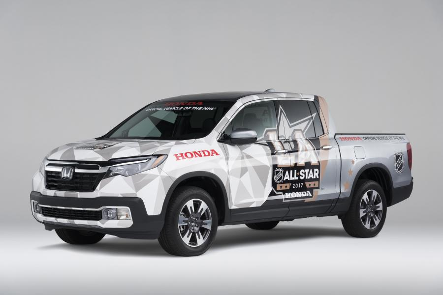 Honda Ridgeline NHL All-Star Game