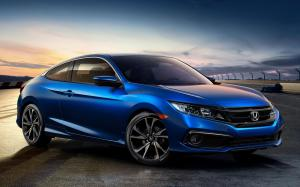 Honda Civic Sport Coupe 2018 года (NA)