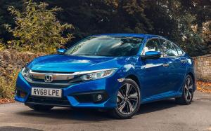 Honda Civic Sedan 2018 года (UK)