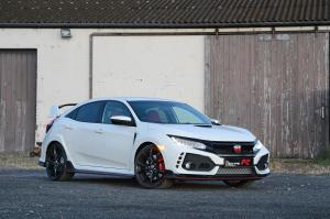 Honda Civic Type R 2018 года (ZA)