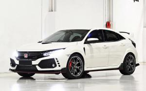 Honda Civic Type R by Concept Motorsport on BBS Wheels