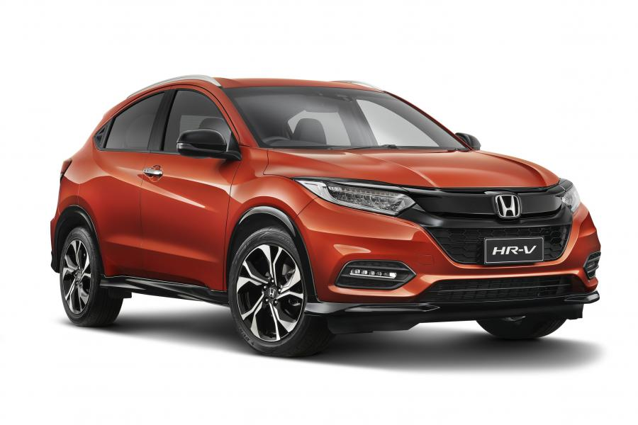 2018 Honda HR-V RS (AU)