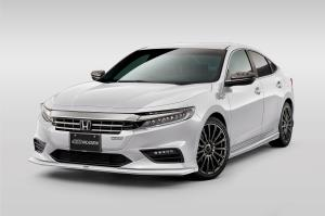 2018 Honda Insight Hybrid by Mugen