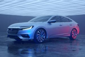 Honda Insight Prototype 2018 года