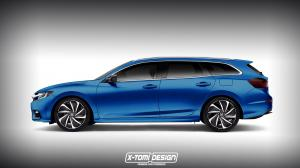 2018 Honda Insight Tourer by X-Tomi Design