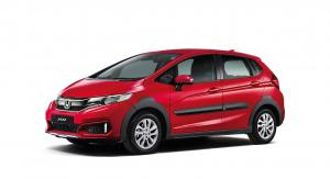 2018 Honda Jazz X-Road