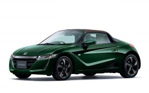 Honda S660 Trad Leather Edition 2018 года