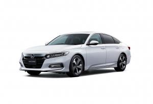 Honda Accord 2019 года