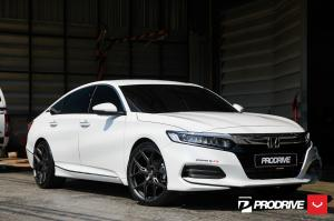 2019 Honda Accord Touring by Prodrive & DTE on Vossen Wheels (HF-5)
