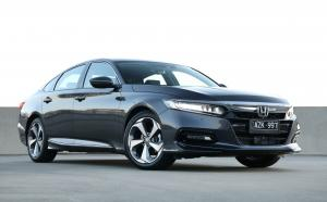 Honda Accord VTi-LX 2019 года (AU)