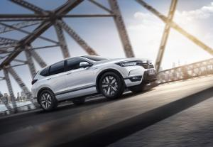 2019 Honda Breeze Sport Hybrid