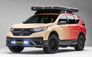 Honda CR-V Dream Build by Jsport