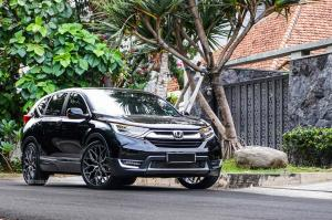 2019 Honda CR-V Prestige by Permaisuri on Vossen Wheels (HF-2)