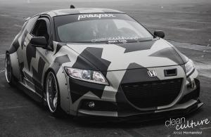 Honda CR-Z by Clinched 2019 года