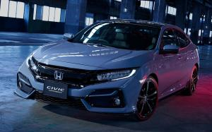 Honda Civic Hatchback 2019 года (JP)